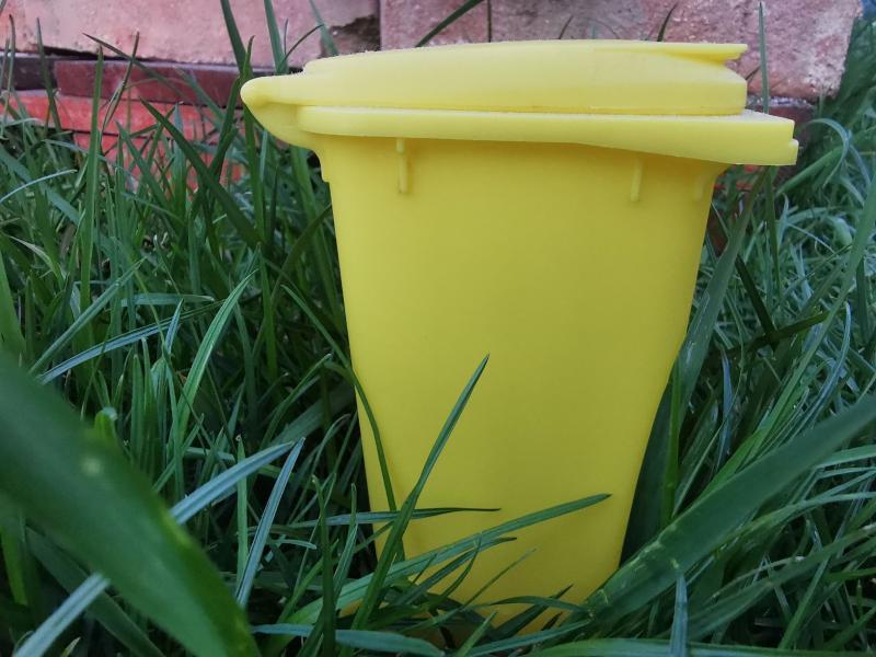 Nezmyselná kontrola Najvyššieho kontrolného úradu  - plastový odpad